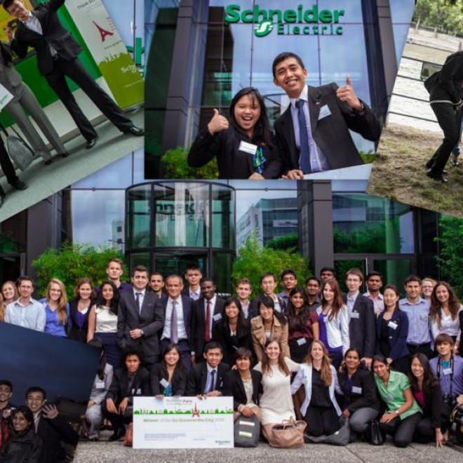 Konkurs Go Green in the City