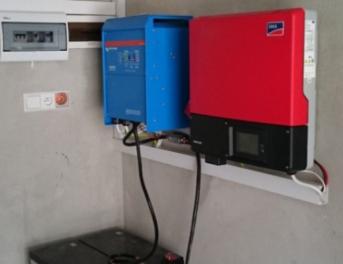 VictronEnergy model MultiPlus 5000VA